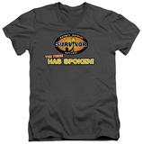 Survivor - Tribe Has Spoken V-Neck Shirts