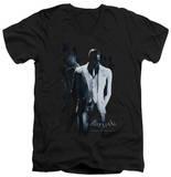 Batman Arkham Origins - Black Mask V-Neck T-shirts