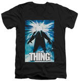 The Thing - Poster V-Neck Shirts