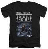 Batman Arkham Origins - One Night V-Neck T-shirts