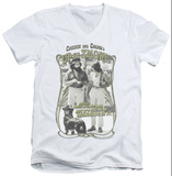 Cheech & Chong Up In Smoke - Labrador V-Neck Shirts