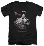 Bruce Lee - The Dragon V-Neck T-Shirt