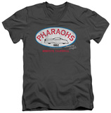 American Graffiti - Pharaohs V-Neck T-shirts