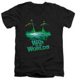 War of the Worlds - Global Attack V-Neck T-Shirt