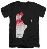 Bates Motel - Criminal Profile V-Neck Shirts