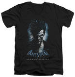 Batman Arkham Origins - Joker V-Neck T-shirts