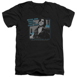The Breakfast Club - Bad V-Neck T-shirts