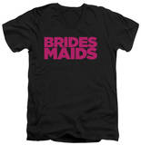 Bridesmaids - Logo V-Neck T-Shirt