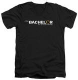 The Bachelor - Logo V-Neck T-Shirt