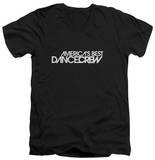 America's Best Dance Crew - Dance Crew Logo V-Neck T-shirts