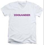 Zoolander - Logo V-Neck Shirt