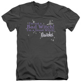 Bewitched - Bad Witch Good Witch V-Neck T-Shirt