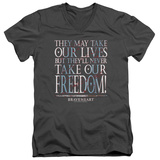 Braveheart - Freedom V-Neck V-Necks