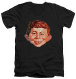 Mad Magazine - Alfred Head V-Neck T-Shirt