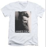 James Dean - Reflect V-Neck T-shirts
