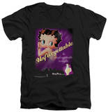 Betty Boop - Unforgettable V-Neck T-Shirt
