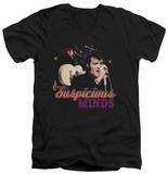 Elvis Presley - Suspicious Minds V-Neck T-shirts