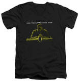 John Coltrane - Mellow Yello V-Neck Shirt