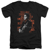 Elvis Presley - 1968 V-Neck T-Shirt