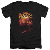 Lord Of The Rings - Balrog V-Neck T-Shirt