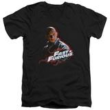 Fast & Furious - Toretto V-Neck T-shirts