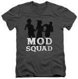 Mod Squad - Mod Squad Run Simple V-Neck T-Shirt