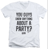 Dazed And Confused - Party Time V-Neck T-shirts