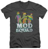 Mod Squad - Mod Squad Run Groovy V-Neck T-shirts