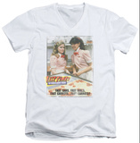 Fast Times at Ridgemont High - Fast Carrots V-Neck T-shirts