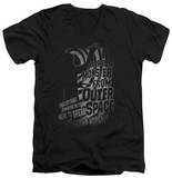 I Married a Monster From Outer Space - Shuddery Things V-Neck T-shirts