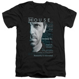 House - Houseisms V-Neck T-Shirt
