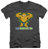 Garfield - Nothing Like This V-Neck T-shirts