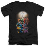 Green Lantern - GL New Guardians No.1 V-Neck Shirts