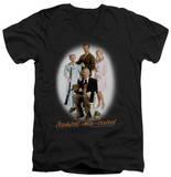 Beverly Hillbillies - Sophistimacated V-Neck T-Shirt