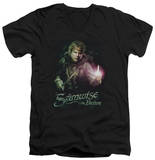 Lord Of The Rings - Samwise The Brave V-Neck T-shirts