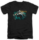 Grimm - Storytime Is Over V-Neck T-shirts
