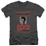 Elvis Presley - Buffalo 1956 V-Neck Shirt