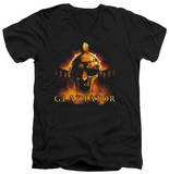 Gladiator - My Name Is V-Neck Shirts