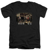 Heroes - Cast V-Neck Shirt