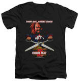 Childs Play 2 - Chuckys Back V-Neck Shirt
