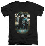 Cowboys & Aliens - Cowboys Vs Aliens V-Neck T-shirts