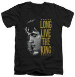 Elvis Presley - Long Live The King V-Neck V-Necks
