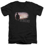 Jericho - Mushroom Cloud V-Neck Shirts