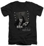 James Dean - Picture New York V-Neck T-shirts
