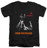 John Coltrane - Stardust V-Neck Shirt