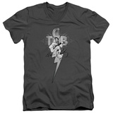 Elvis Presley - TCB Ornate V-Neck Shirts