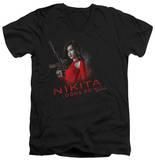 Nikita - Looks Do Kill V-Neck T-shirts