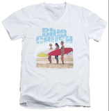 Blue Crush - 3 Boards V-Neck T-Shirt