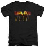 Dawn Of The Dead - Walking Dead V-Neck V-Necks