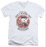 Bruce Lee - Jeet Kune V-Neck T-Shirt
